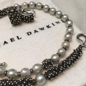 Michael Dawkins Necklace and Earrings